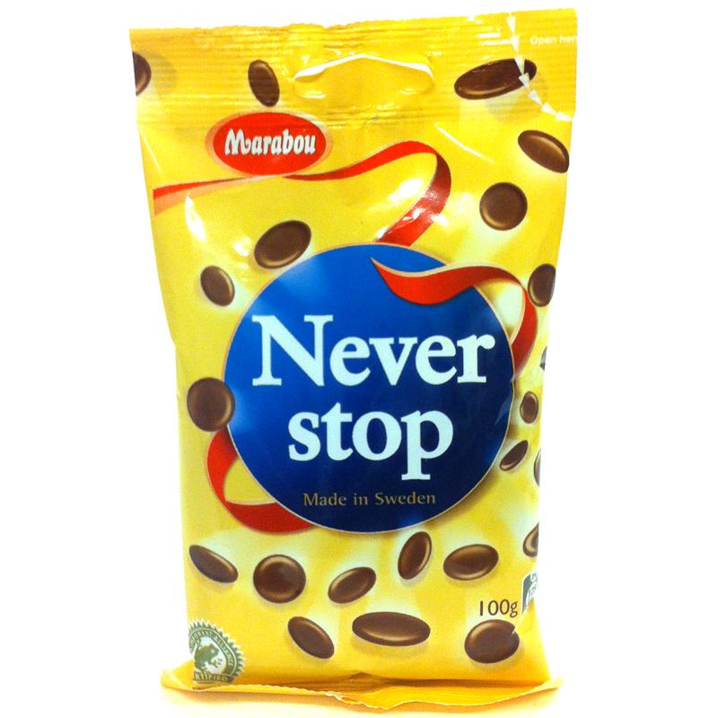 Never stop - 41% rabatt