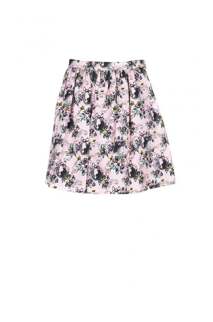 Boutique Moschino Women's Skirt Various Colours 171930 - pink-1 38