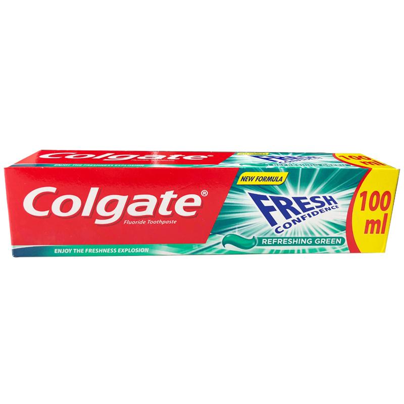 Tandkräm Fresh Confidence Refreshing Green - 25% rabatt