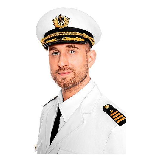 Kaptenmössa för Vuxna - One size