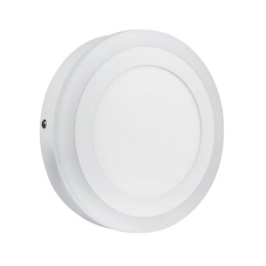 LEDVANCE LED Color+white round -seinälamppu 20cm