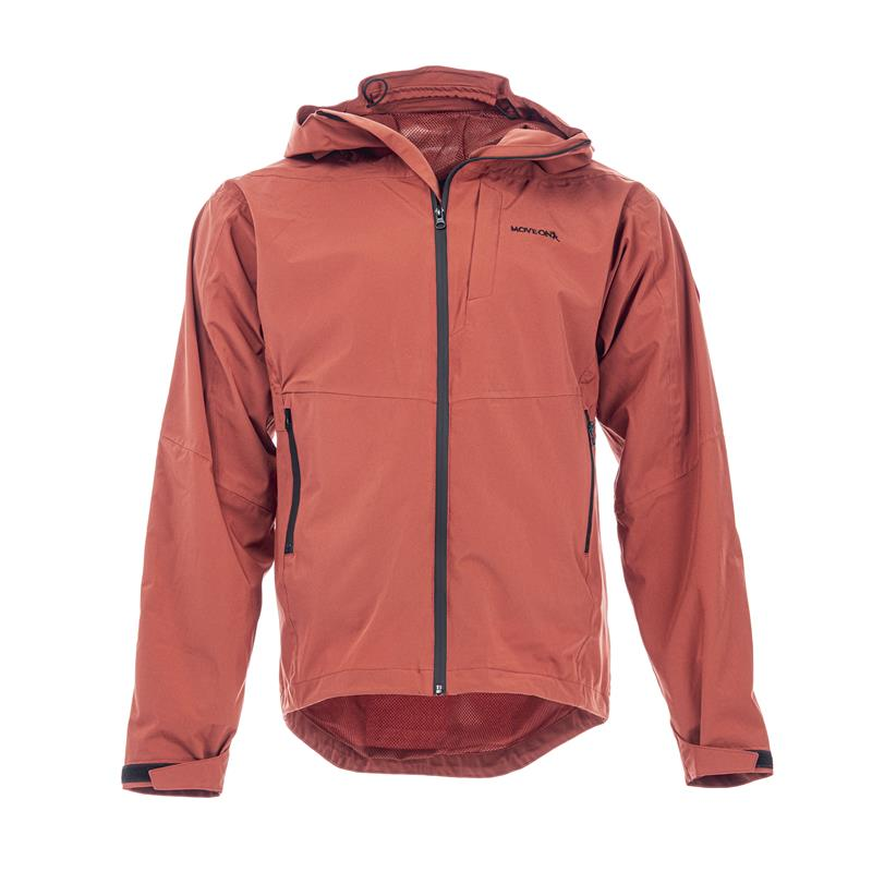 MoveOn Lyngen jakke Brent Orange XL Turjakke for herre