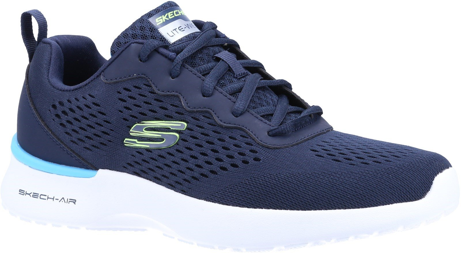 Skechers Men's Skech-Air Dynamight Sports Trainer Various Colours 32186 - Navy 6