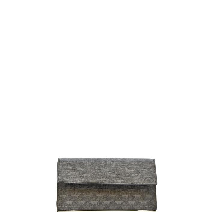 Emporio Armani Women's Wallet Grey 308698 - grey UNICA