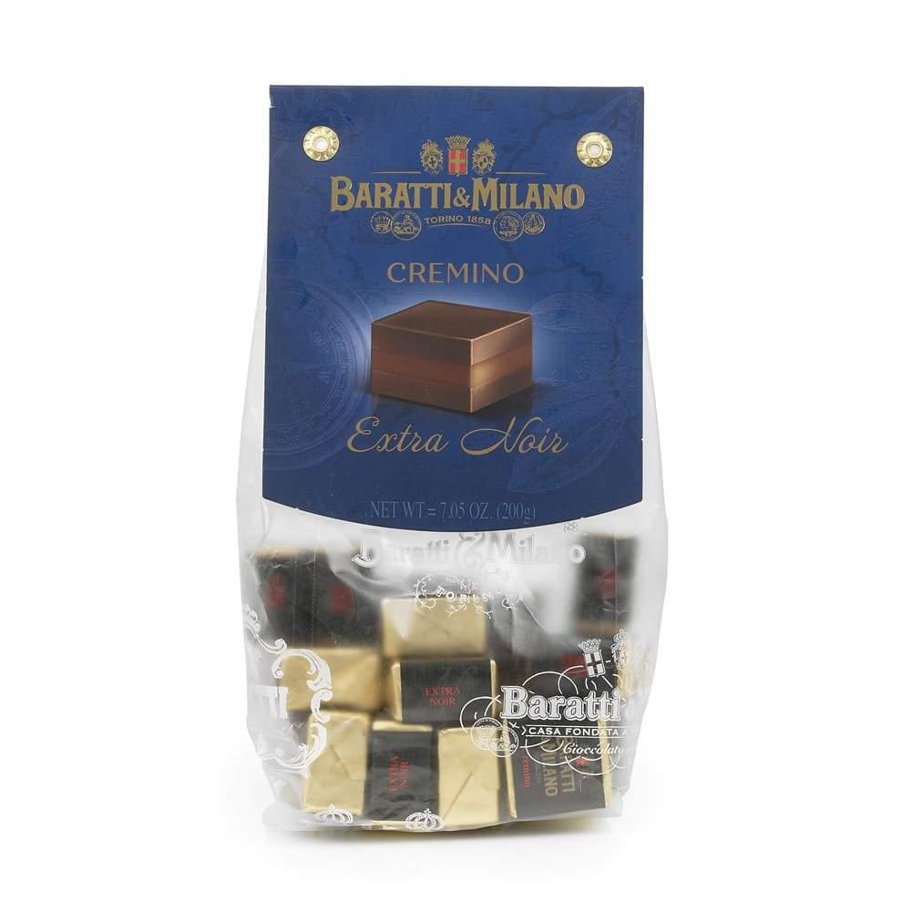 Sacchetto Extra Noir Cremino Bag by Baratti 200g