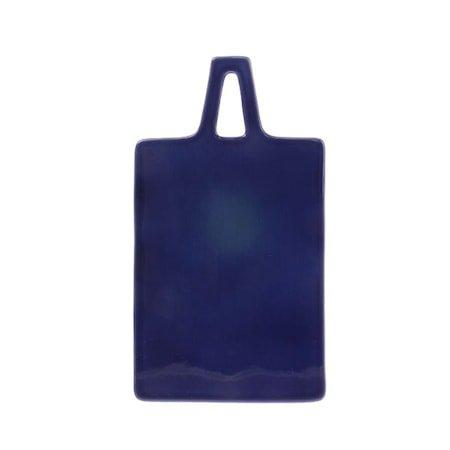 Skjærefjøl i Keramikk Blå 30 cm
