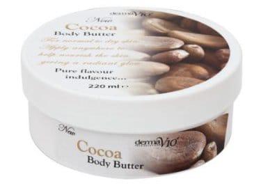 Derma V10 Body Butter Kakao 220 ml
