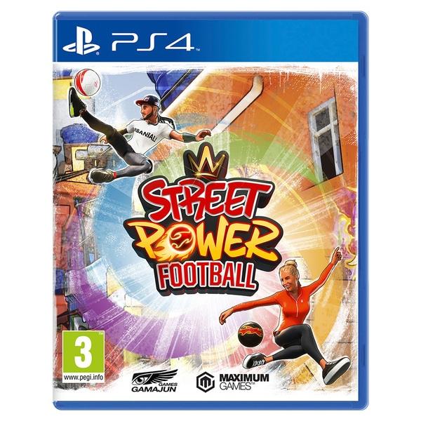 Street Power Football (Italian Box Multi Lang in Game)