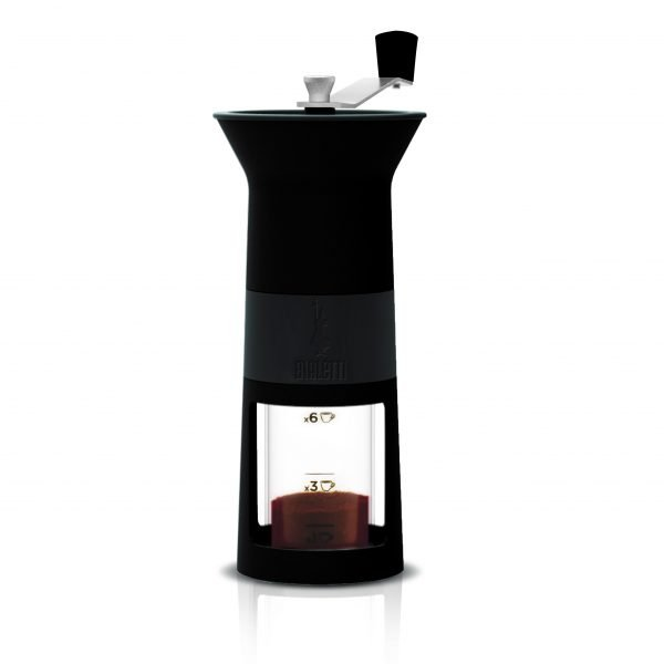 Bialetti - Ceramic Coffee Grinder - Black (DCD03)