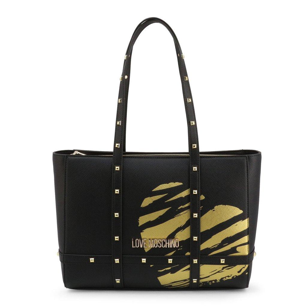 Love Moschino Women's Shoulder Bag Black JC4076PP1CLG1 - black NOSIZE