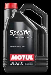Motul SPECIFIC 506 01 506 00 503 00 0W-30, Universal
