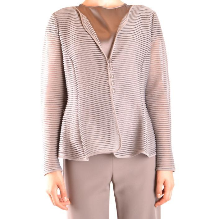 Armani Collezioni Women's Blazer Grey 163980 - grey 48