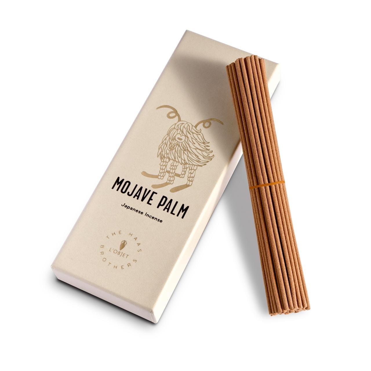 L'Objet I Haas Mojave Palm Incense (60 sticks)