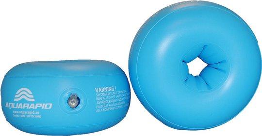 Aquarapid Aquaring Armringer, Crystal Blue