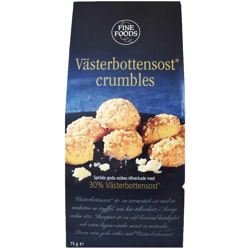 Ostkex Västerbottenost 75g - 42% rabatt