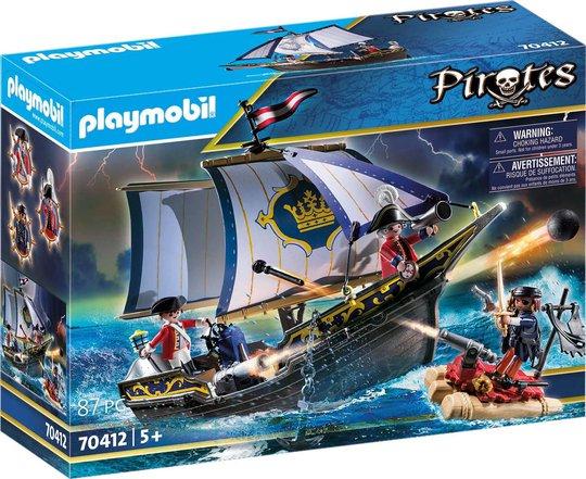 Playmobil 70412 Soldatskip