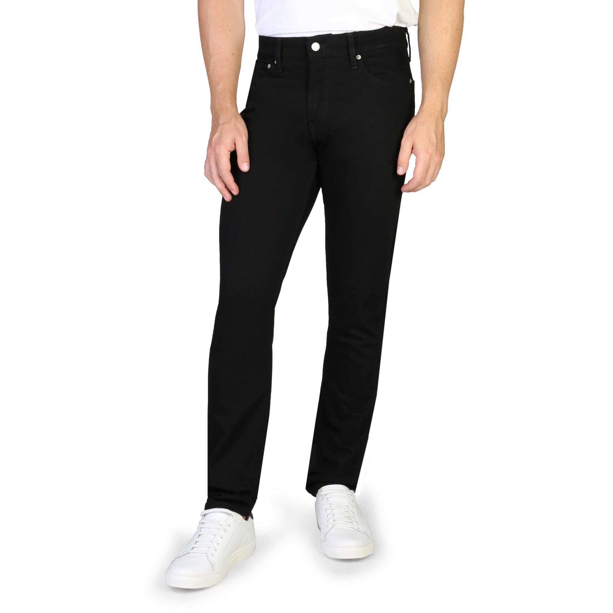 Calvin Klein Men's Jeans Black 350067 - black-1 28