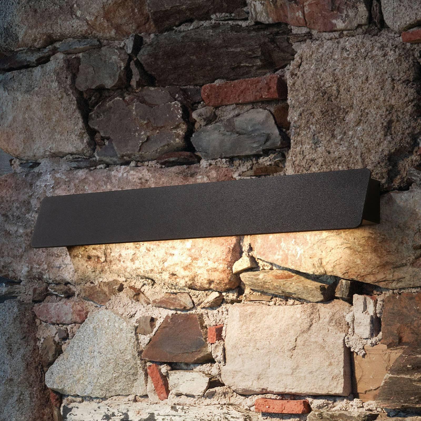 Bover Alba 60 - utendørs LED-vegglampe 61 cm