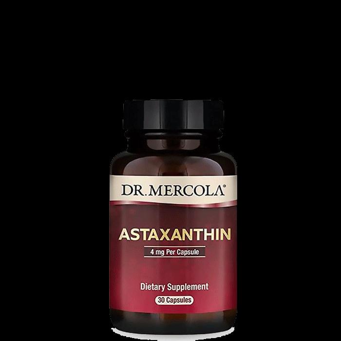 Dr. Mercola Astaxantin, 4 mg