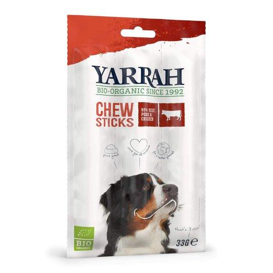 Yarrah Organic Dog Chew Sticks 33 g
