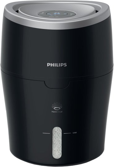 Philips 2000 Luftfukter, Svart
