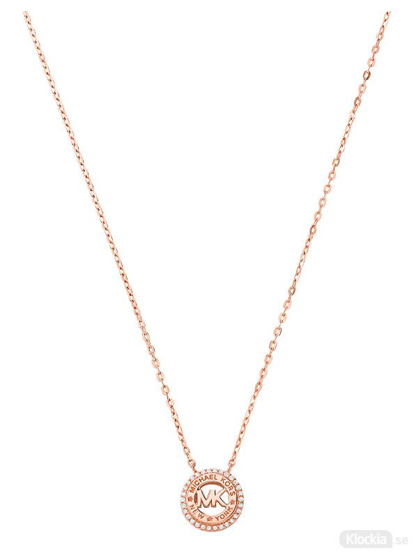Michael Kors Halsband Premium – Rosé MKC1388AN791