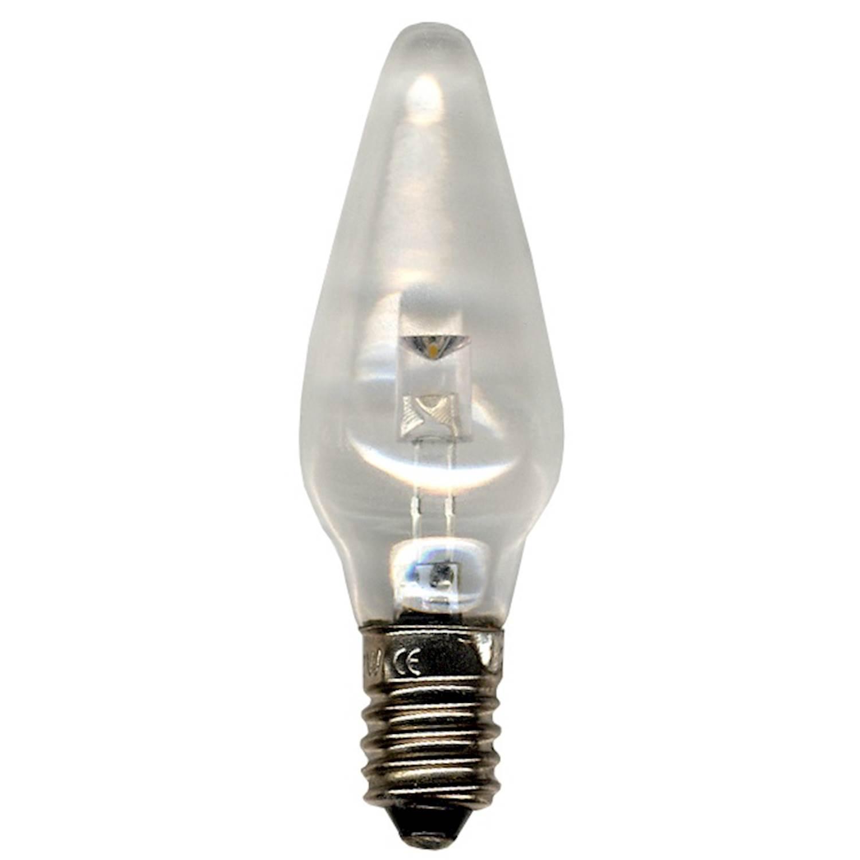 Star Trading LED Lampa E10 10-55V, klar 3p