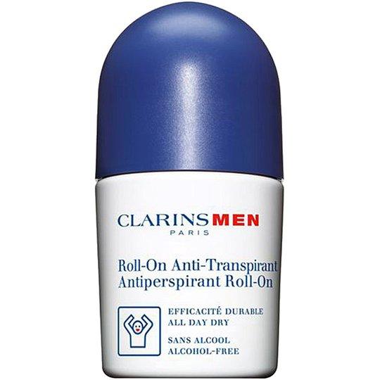 Clarins Men Antiperspirant Deo Roll-On, 50 ml Clarins Men Miesten deodorantit