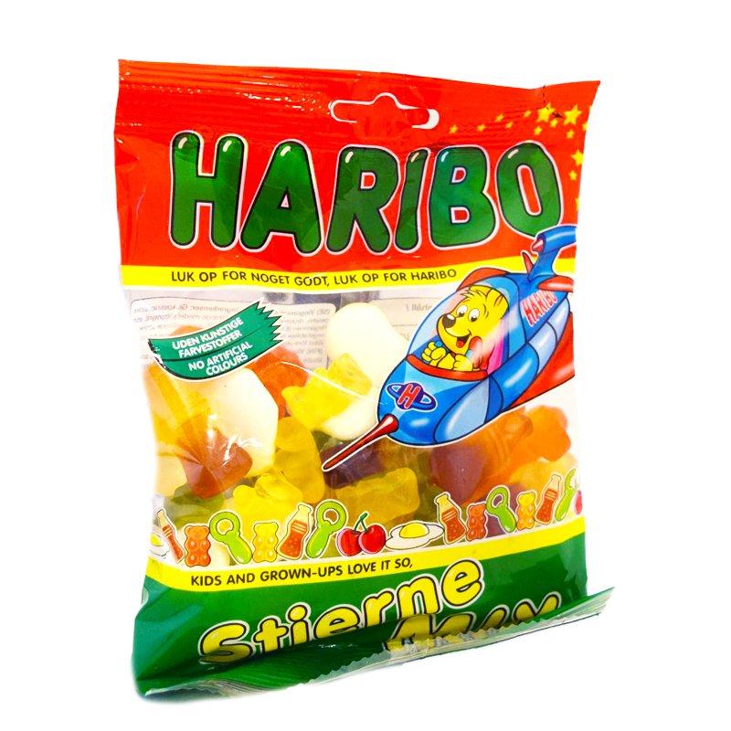 Haribo Stjärnmix - 74% rabatt
