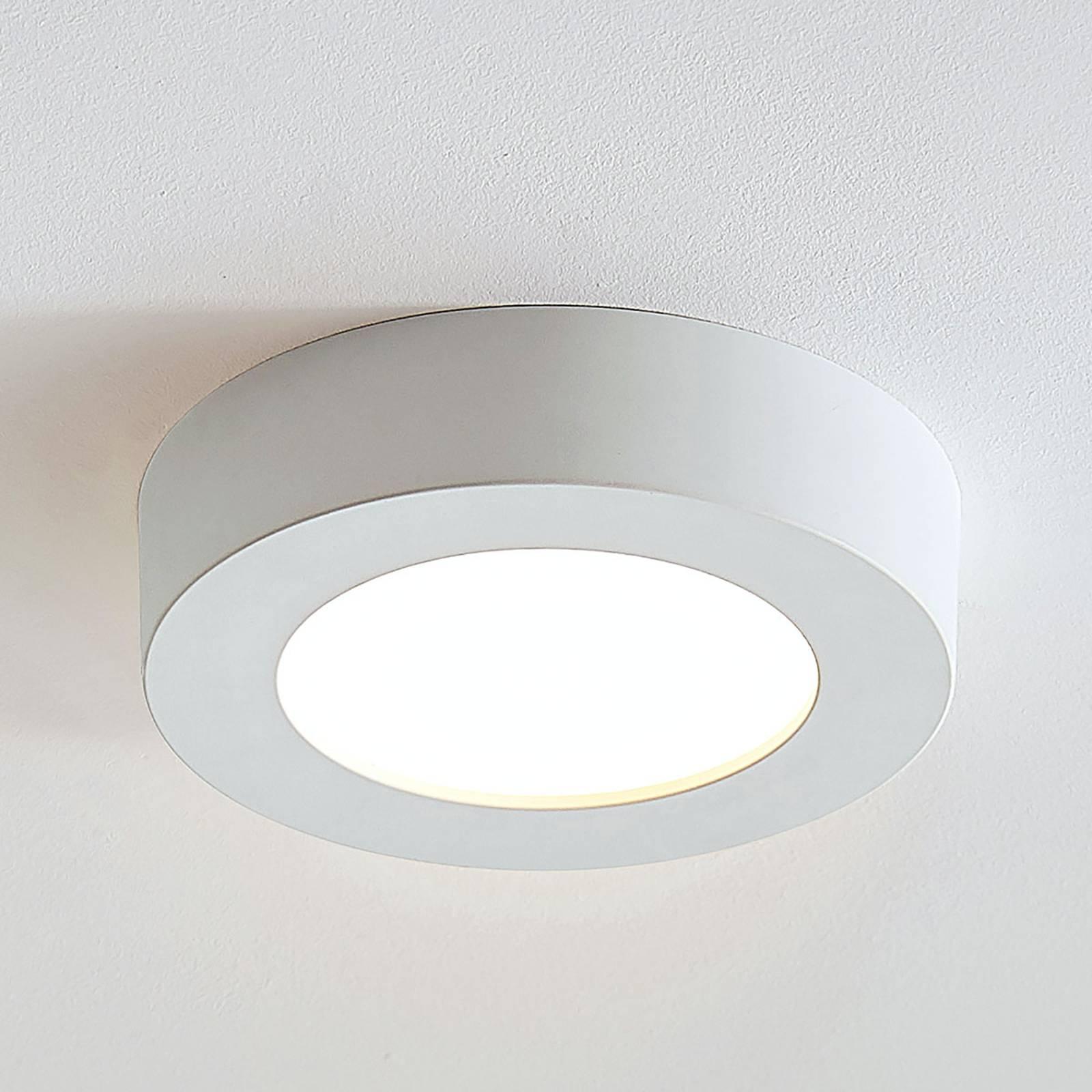 LED-kattovalaisin Marlo valk. 3000K pyöreä 18,2cm