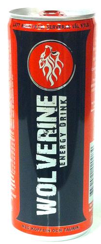 Energidryck Wolverine - 49% rabatt
