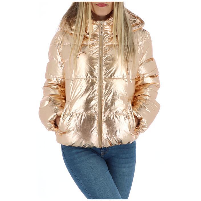 Liu Jo Women's Jacket Gold 314323 - gold S