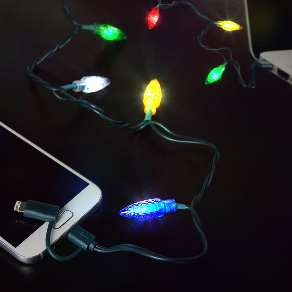 Christmas LED Light Charger (04367)