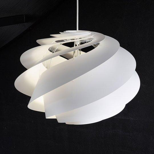 LE KLINT Swirl 1 - valkoinen design-riippuvalaisin