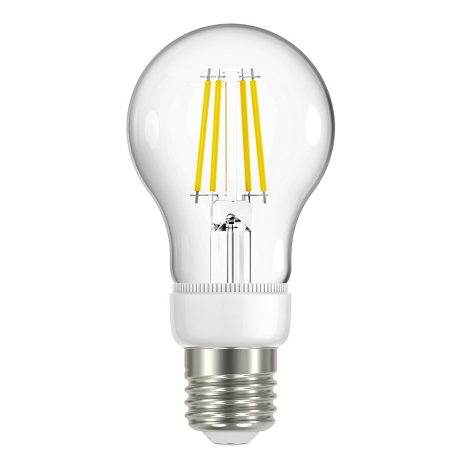 Müller Licht tint white -LED-lamppu E27 5W kirkas