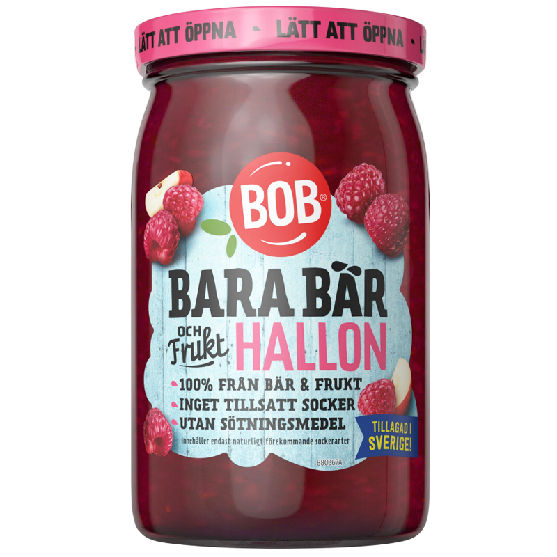 Bara Bär Hallon - 33% rabatt