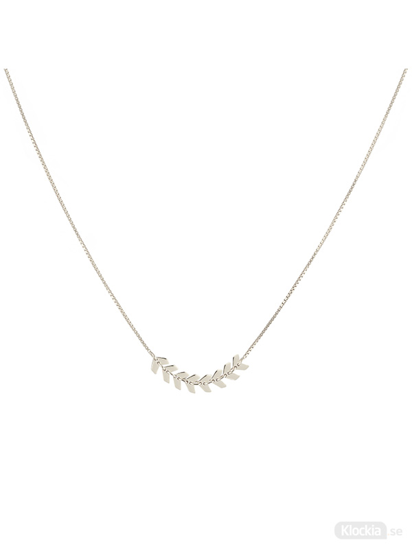 Syster P Halsband Layers Simone - Silver NS1257