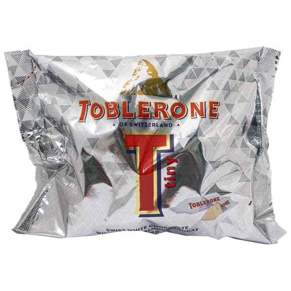 Toblerone Tiny White 200g