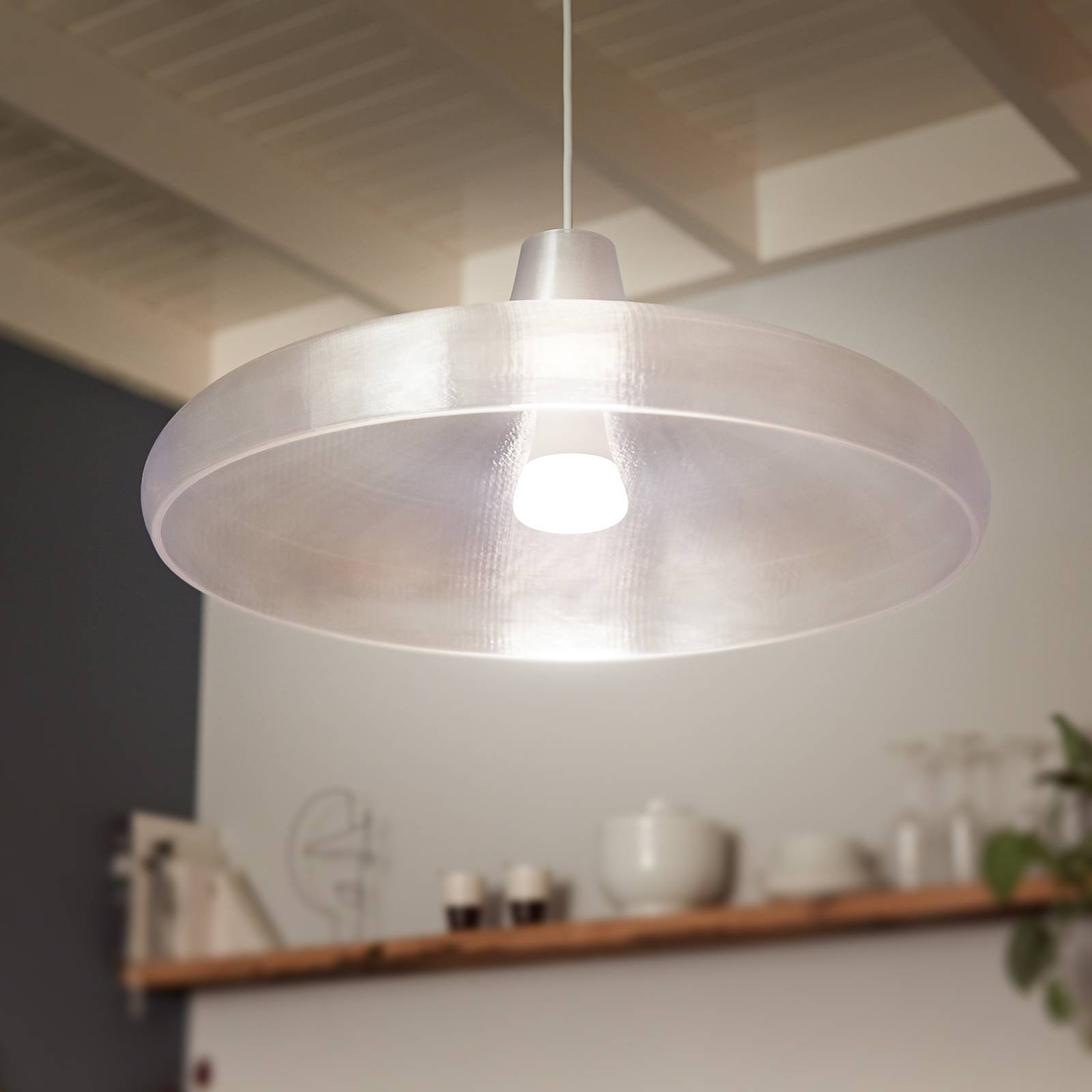 Philips Hue White E27 15,5 W A67 LED-lamppu 2700K