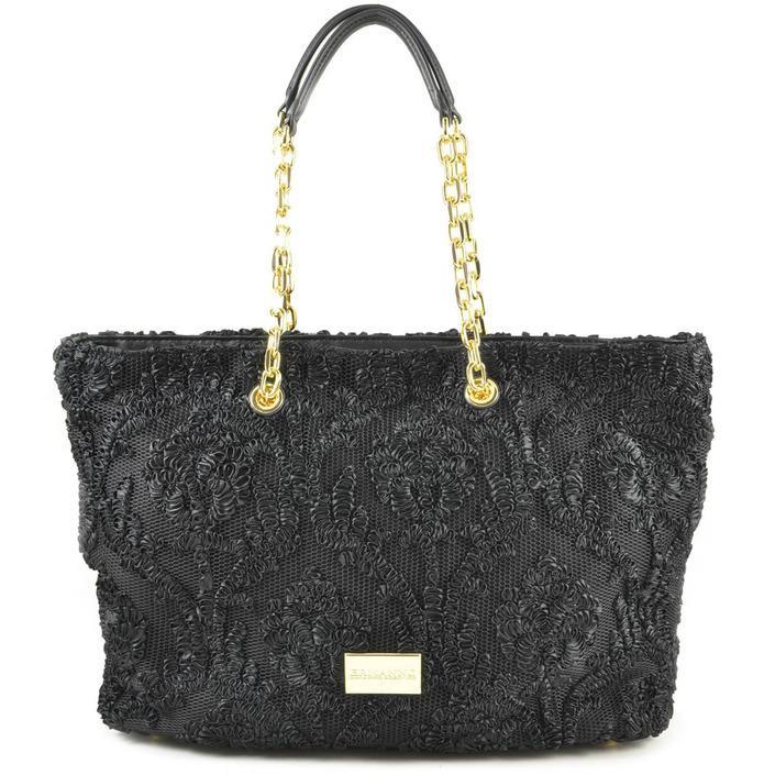Ermanno Scervino Women's Handbag Black 222981 - black UNICA