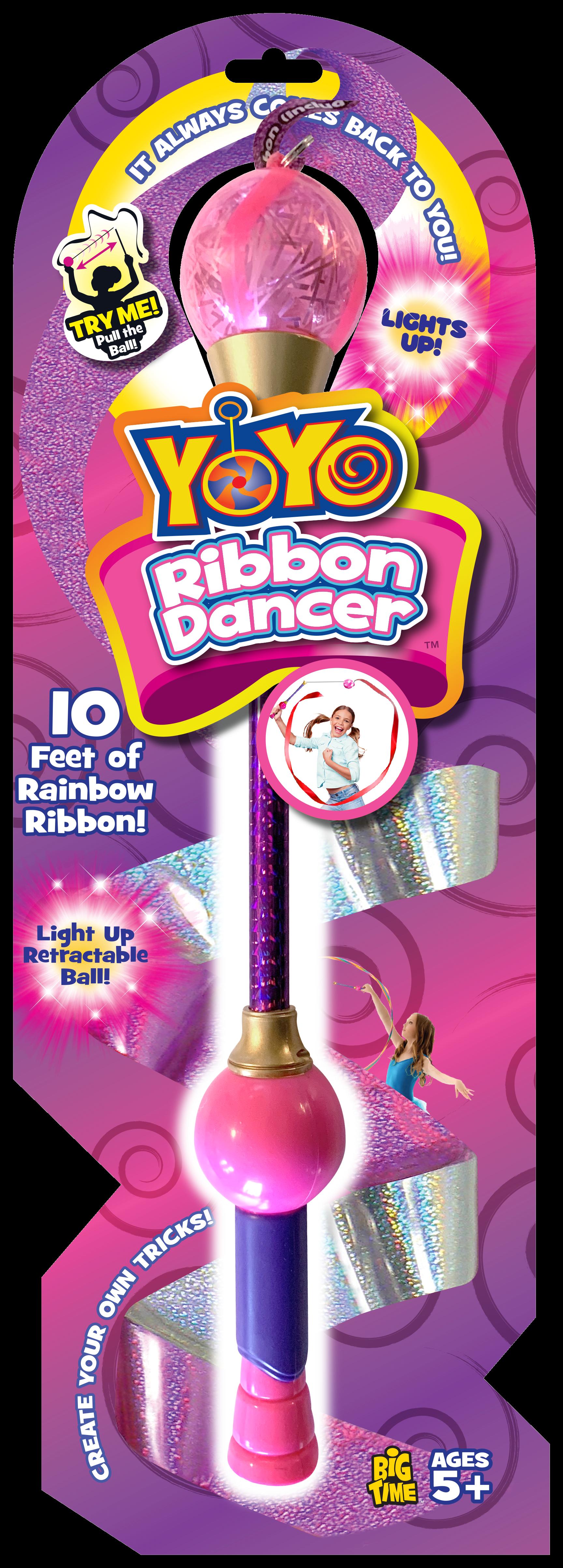 YoYo Ribbon Dancers w/light (50085)
