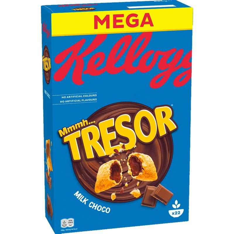 Mmmh... Tresor Milk Choco - 27% rabatt