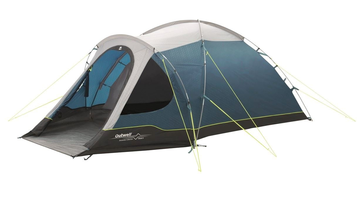 Outwell - Cloud 3 Tent - 3 Person (111044)