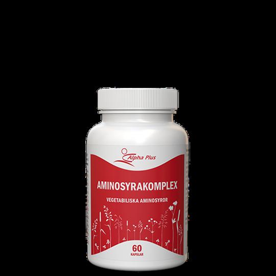 Aminosyrakomplex, 60 kapslar