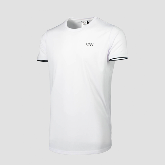 Smash Padel Tech T-shirt, White