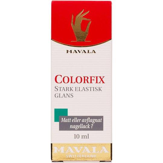Mavala Colorfix Strong Flexible Top Coat, 10 ml Mavala Kynsilakat