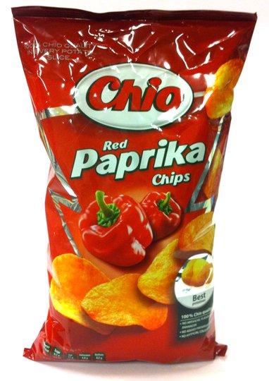 Chips , Chio Paprika 150g - 22% rabatt