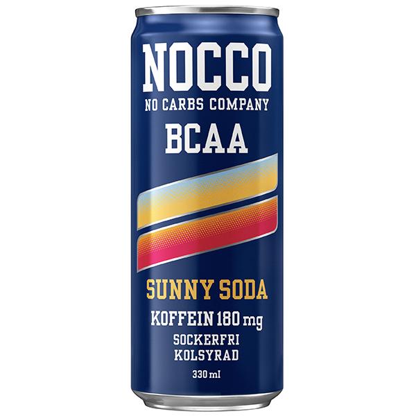 NOCCO Sunny Soda 33cl