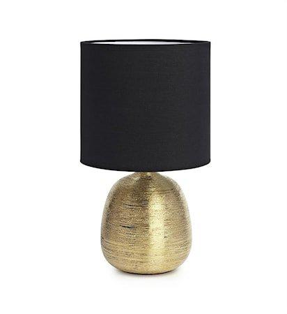 Oscar Bordlampe 1L Gull/Svart