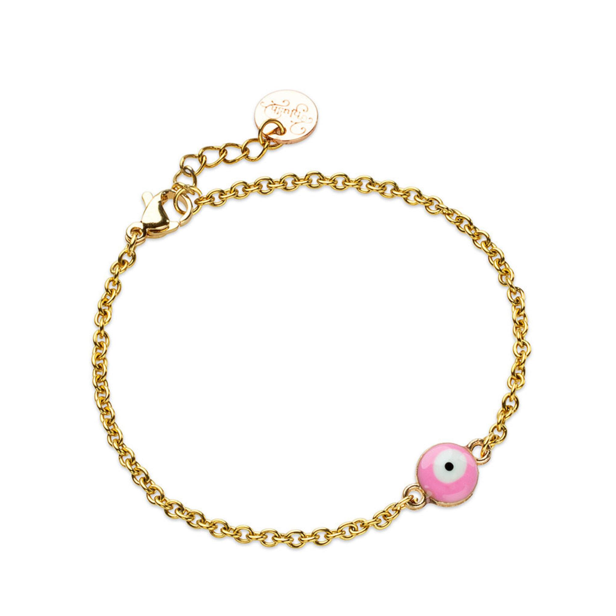 Blush Eye Bracelet, ONE SIZE